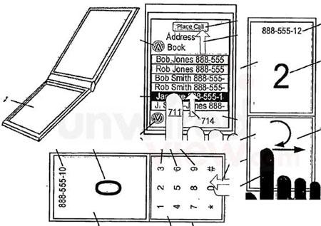 Apple патентует новую конструкцию iPhone