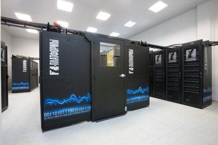Собран самый мощный в России и СНГ суперкомпьютер