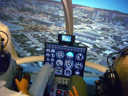 Вертолетный симулятор FLYIT