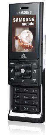 Samsung–Adidas F110 miCoach - телефон-тренер