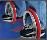 Orbitwheel - гибрид скейта и роликов