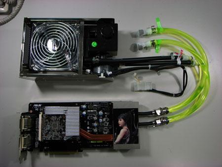 ASUS Trinity - первая видеокарта с тремя GPU