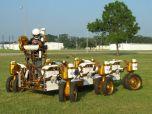 NASA: испытания лунного бульдозера