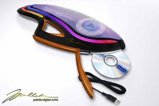 Планшетник будущего Palette-Digital Artist
