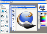 IcoFX v.1.6 - работа с иконками