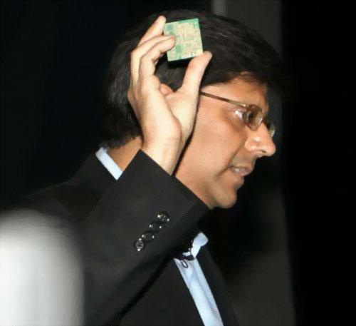 Новейшие достижения Intel показала на IDF Spring 2008