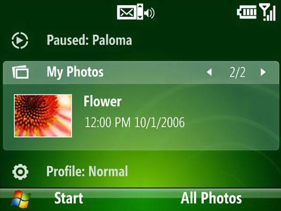Официальный анонс Windows Mobile 6.1
