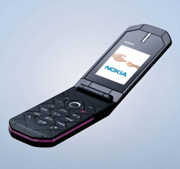 Nokia 7070 Prism – новая «Призма»-раскладушка