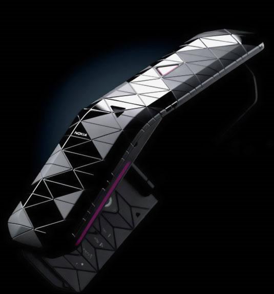 Nokia, 7070 Prism, Мобильный, Телефон, Раскладушка