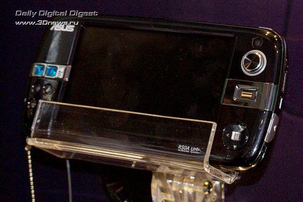 ASUS: подробности об MID-устройстве R50