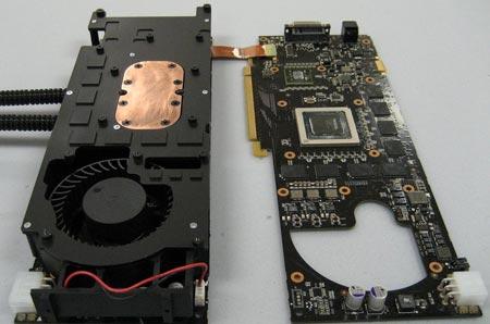 Asetek: гибридное охлаждение для GeForce 9800