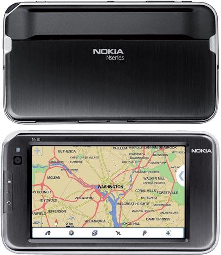 Интернет-планшет Nokia N810 WiMAX Edition официально