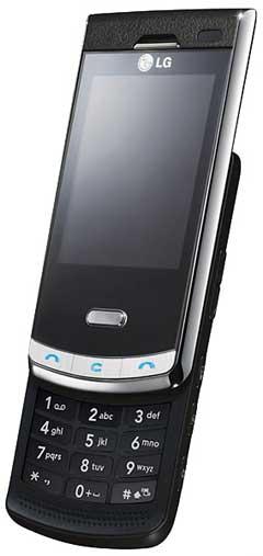 Неназванный 5-Мп камерафон LG серии Black Label