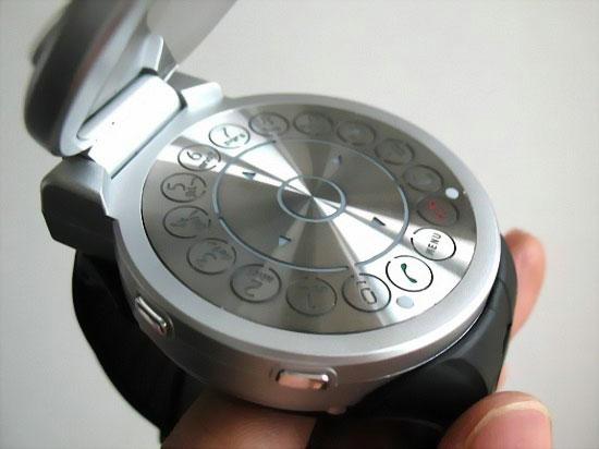 Cool G108 - часы-телефон-раскладушка