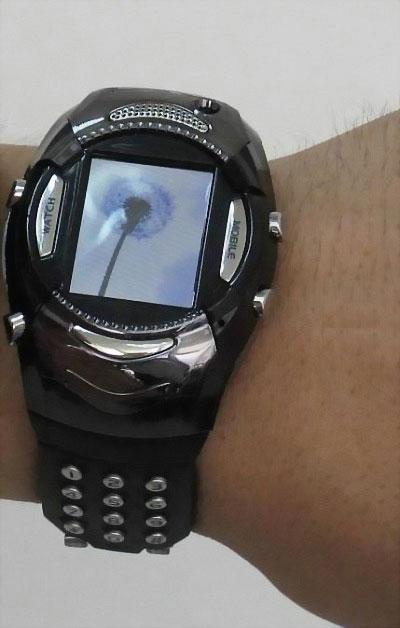 Часы-мобильник Van Der Led WM2