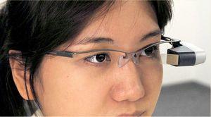 Технология передачи изображения на сетчатку
