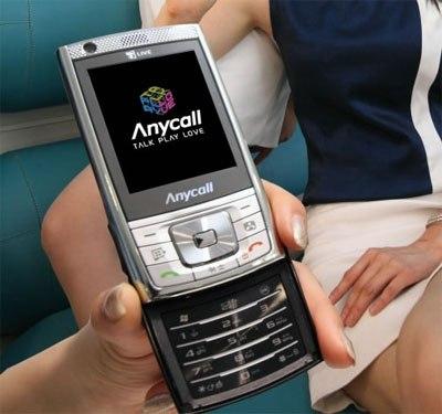 Высокоскоростной смартфон Samsung SCH-M470