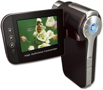 AIPTEK PocketDV AHD 300: карманная HD-камера