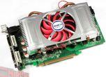GeForce 9600GT с реактивной памятью