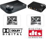Creative: внешний 5.1-канальный звук X-Fi