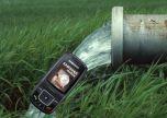 Водородный телефон от Samsung
