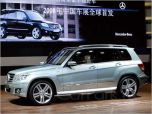 Mercedes-Benz GLK показали в Пекине