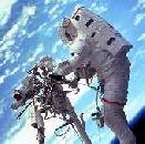 Новый скафандр для работы на луне