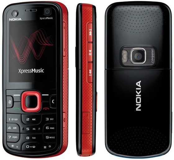 Nokia: две новинки серии XpressMusic