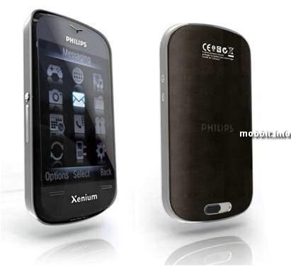 Philips, Xenium X800