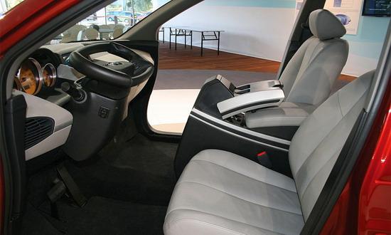 Nissan, EA2 Concept
