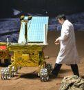Китайцы показали новый луноход