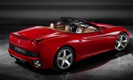 Ferrari, California