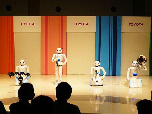 Робот, Музыкант
