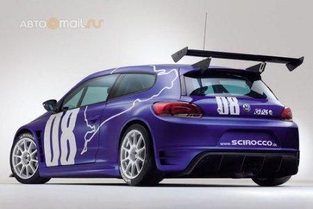 Volkswagen, Scirocco, GT24