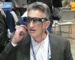 Sony показала очки-дисплей Eyeglass Display