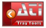 ATI Tray Tools v.1.4.7.1193 Beta - настройщик видеокарт ATI