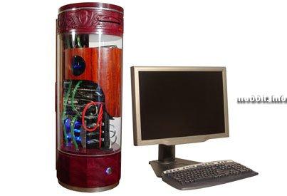 Suissa, Компьютер