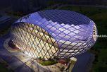 Здание-яйцо Cybertecture Egg: теперь в Бомбее