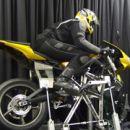 Создан самый реалистичный симулятор мотоцикла