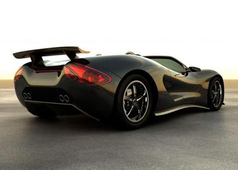 Ronn Motors, Scorpion