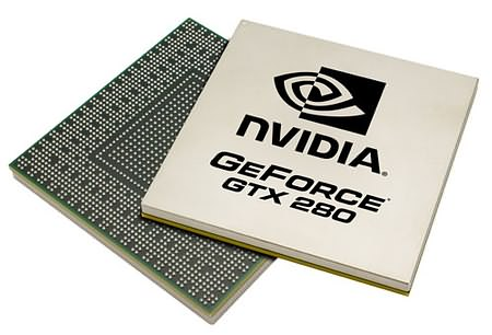 NVIDIA GeForce GTX 260 и 280 официально
