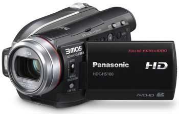 Panasonic, HDC-SD100, HDC-HS100