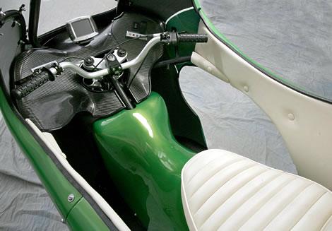 Мотоцикл, Электроцикл
