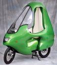Безопасный и экологичный электроцикл
