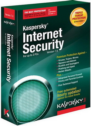 Kaspersky Internet Security 8.0.0.422 Beta