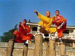 Монахи Шаолиня торгуют тапочками в Интернете