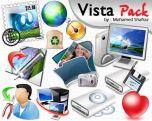 Vistapack 2.5 - модификация интерфейса Windows ХР