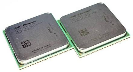 AMD выпустила новые четырехъядерные процессоры