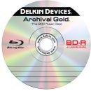 Диски Archival Gold BD-R будут хранить данные 200 лет