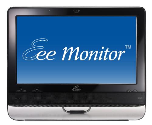 ASUS Eee пополнение – Eee monitor